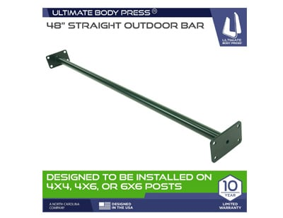 Ultimate Body Press Outdoor Pull Up Bar