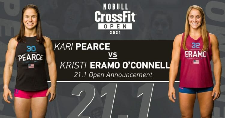 21.1 CrossFit Open Workout Announced