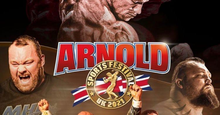 Arnold Classic UK