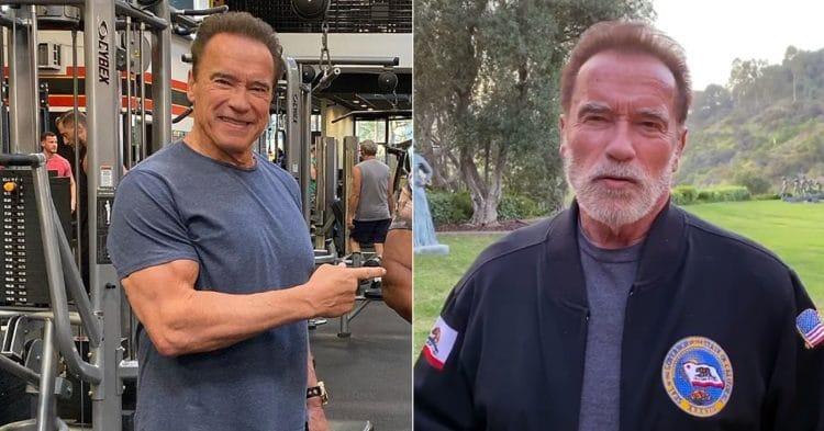 Arnold Schwarzenegger Weight Loss