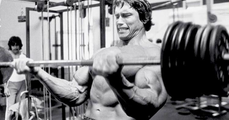 Barbell Curl For Bigger Biceps