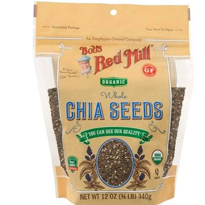 Bob S Red Mill Organic Chia Seeds