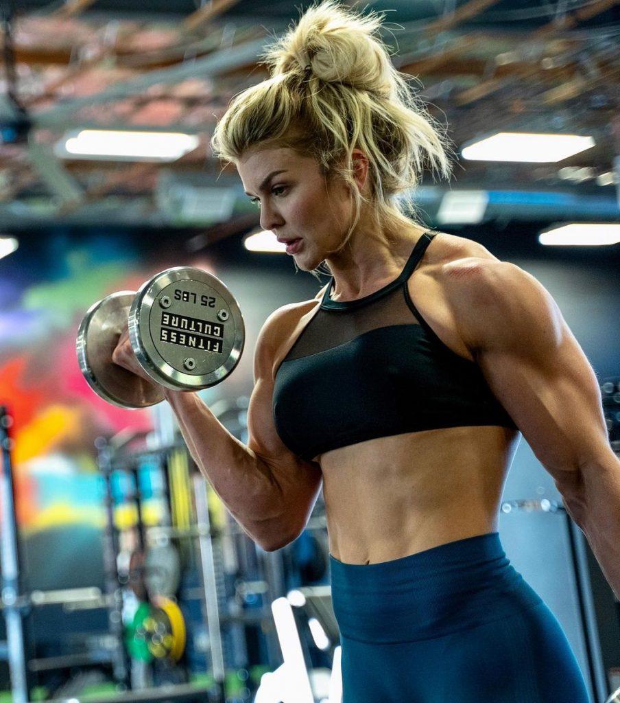 Brooke Ence Workout