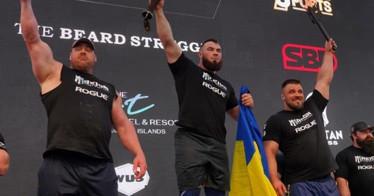 Congratulations To The 2021 World S Ultimate Strongman Strength Island Champions