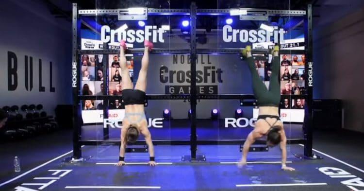 Crossfit Open 21.1 Results