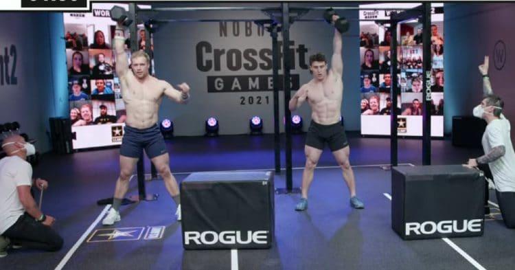 Crossfit Open 21 2 1