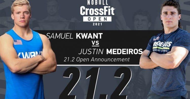 Crossfit Open 21 2