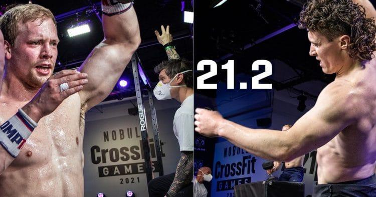 Crossfit Open 21 2 Results