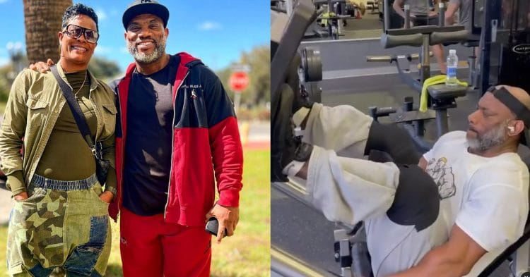Dexter Jackson Downsized