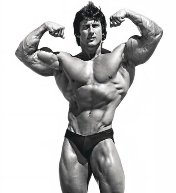 Frank Zane Back Biceps Forearms And Abs Workout