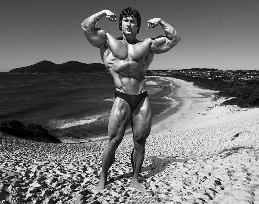 Frank Zane Beach