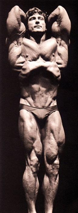 Frank Zane Waists