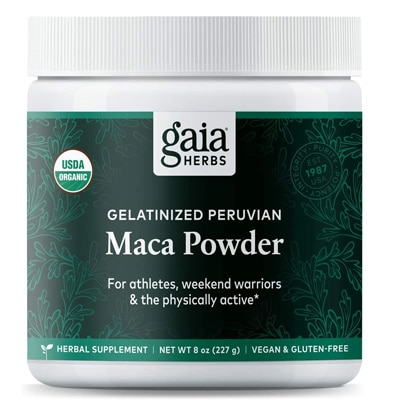Gaia Herbs Organic Maca Powder