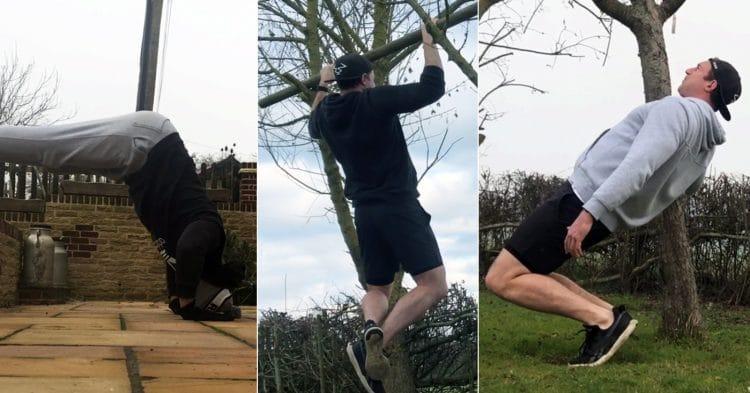 Hardcore Bodyweight Exercises