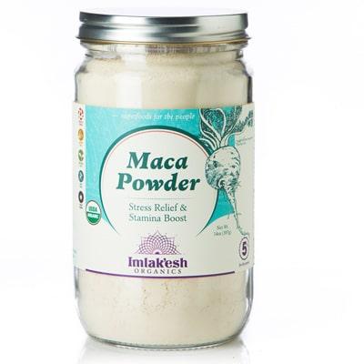 Imlak Esh Organics Maca Powder