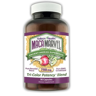 Maca Marvel Organic Maca Powder