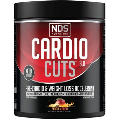 Nds Nutrition Cardio Cuts 3 0 Pre Workout