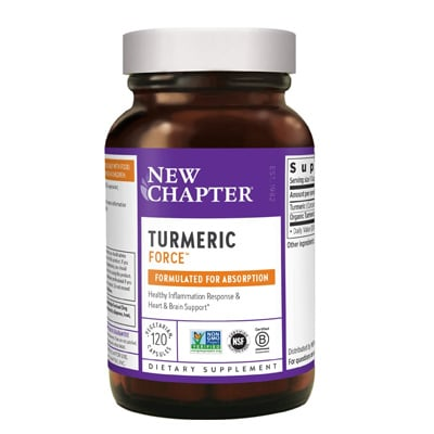 New Chapter Turmeric