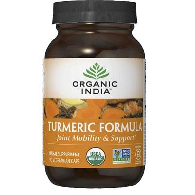 Organic India Turmeric Curcumin