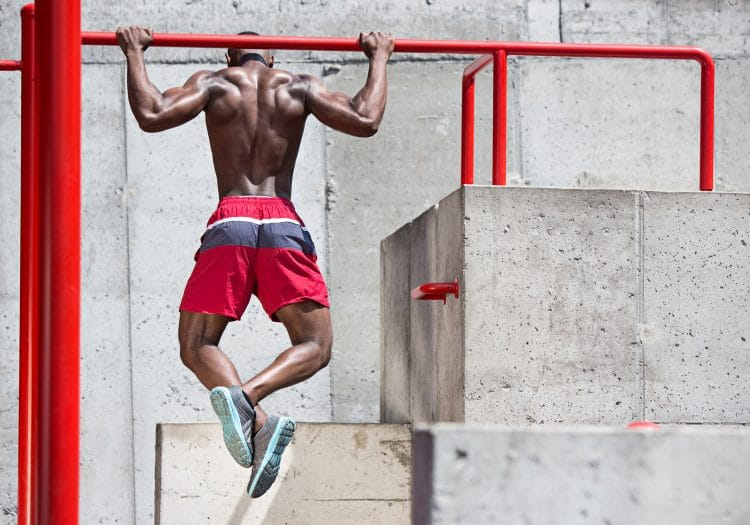 Outdoor Pull-up