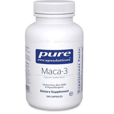 Pure Encapsulations Maca 3