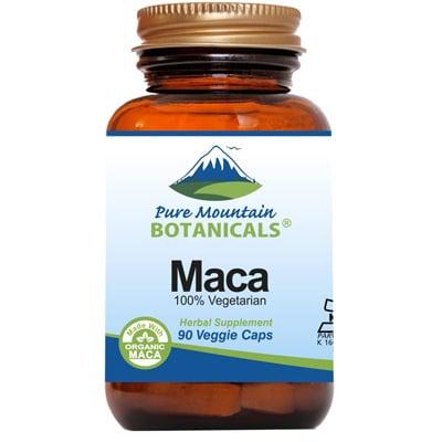 Pure Mountain Maca Root Capsules