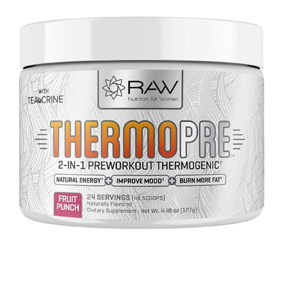 Raw Synergies Pre Workout