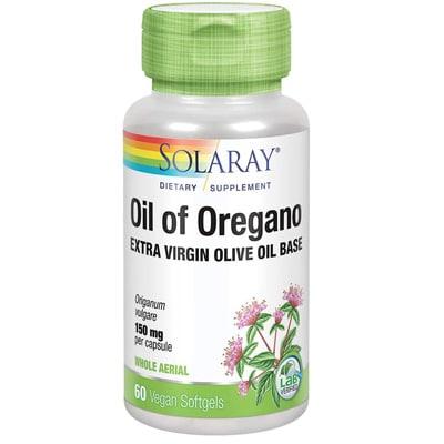 Solaray Oil Of Oregano