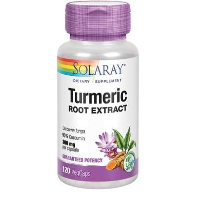 Solaray Turmeric Root Extract