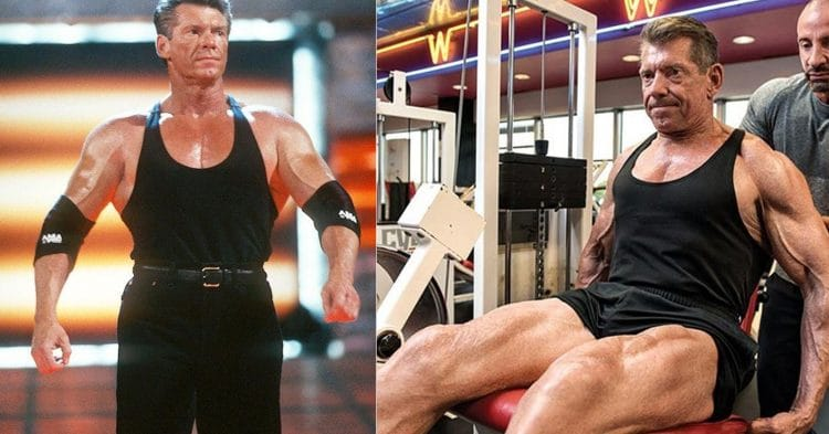 Vince Mcmahon Pulling Heavyweights