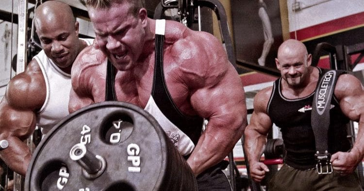 Write Your Bodybuilding Program