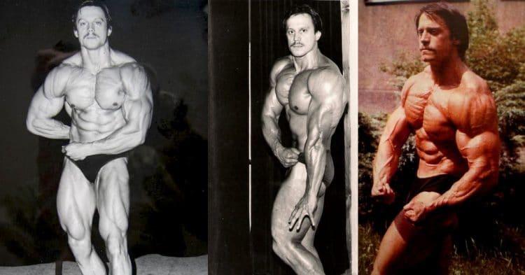 Bodybuilder Anton Holic Passed Away