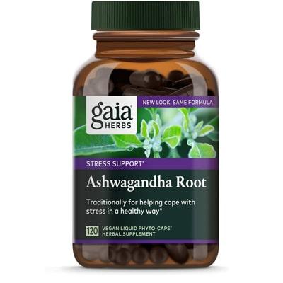 Gaia Herbs Ashwagandha