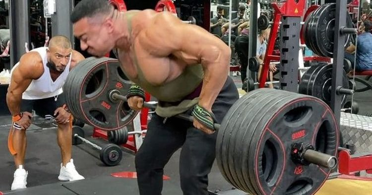 Larry Wheels Rows 6 Plates