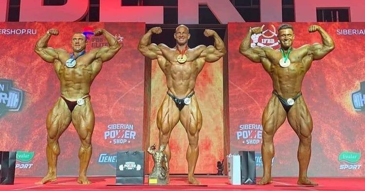 Michal Krizo Wins Power Show