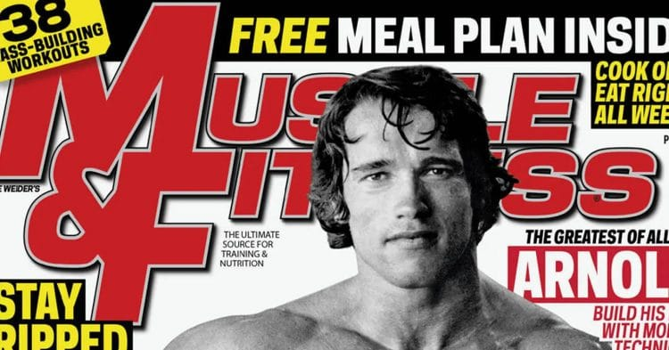 Muscle Fintess Mag