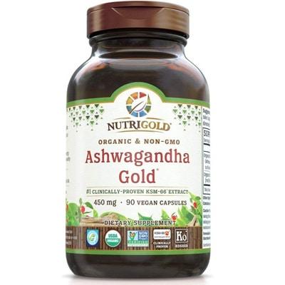 Nutrigold Organic Ashwagandh