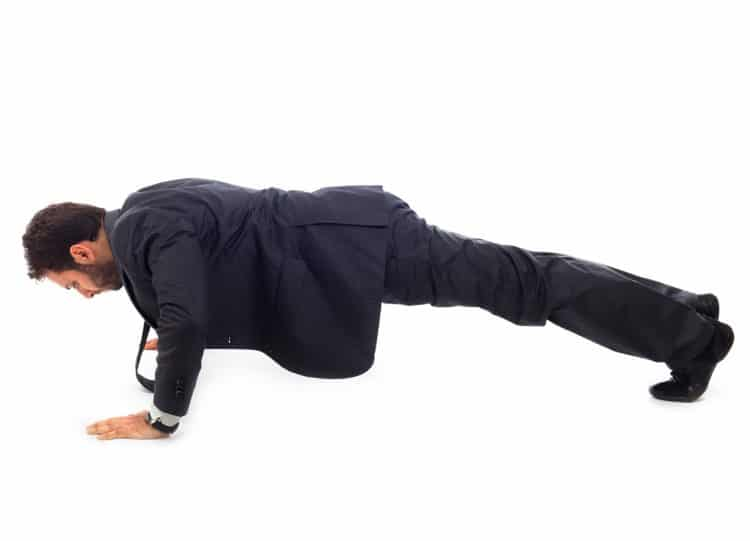 Office Pushup