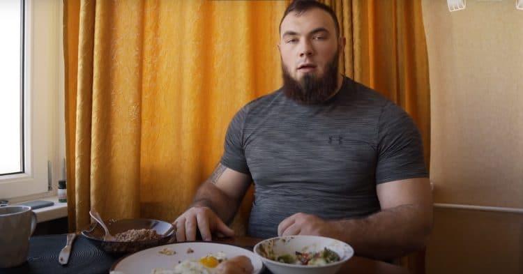 Oleksii Novikov Diet