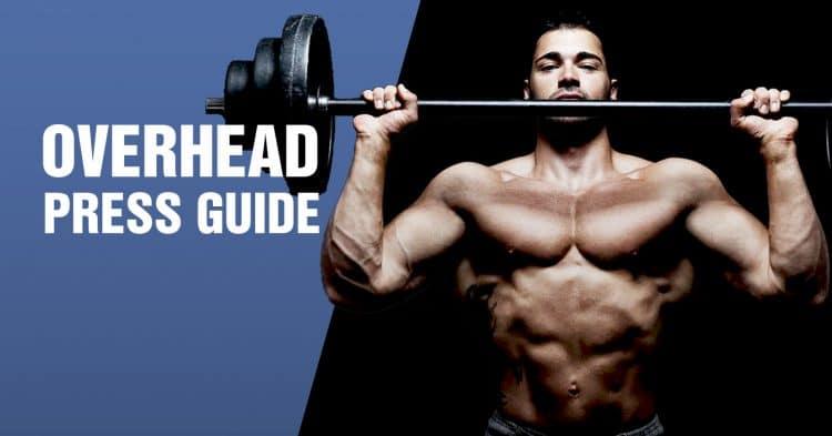 Overhead Press Hypertrophy Guide