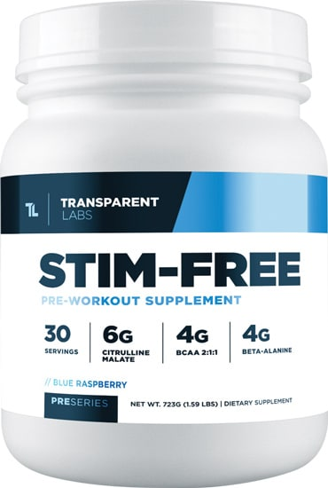 StimFree Pre Workout