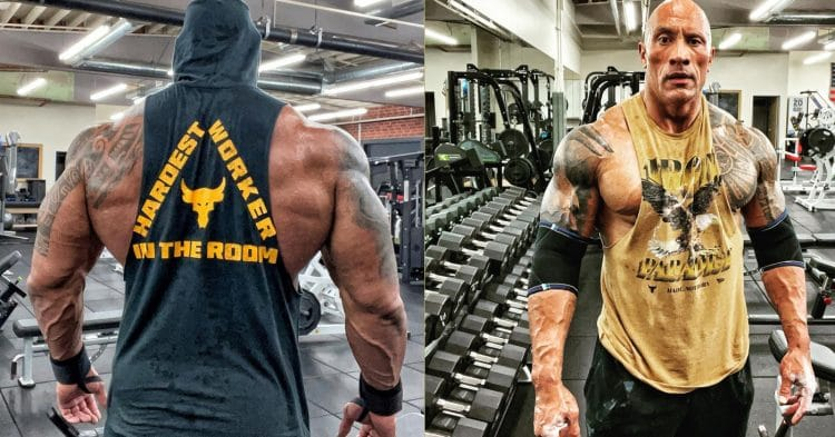 The Rock Back