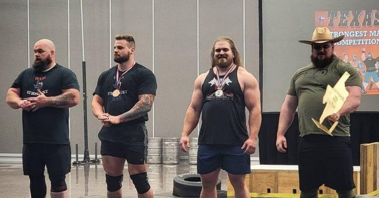 Trey Mitchell Iii Texas Strongest Man