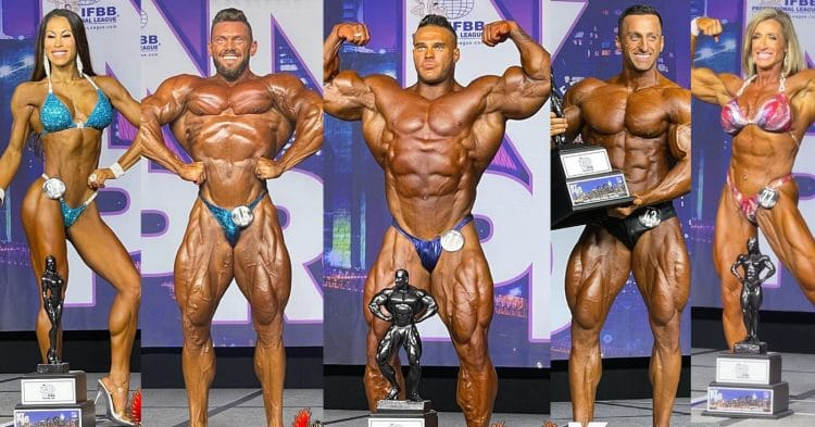 2021 New York Pro Results