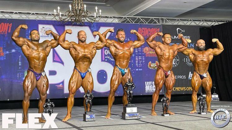 212 Bodybuilding At Ny Pro