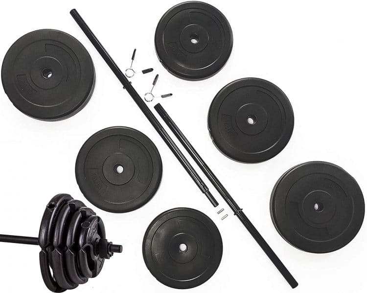 Adjustable Barbell