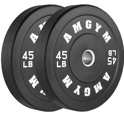Amgym Lb Bumper Plates