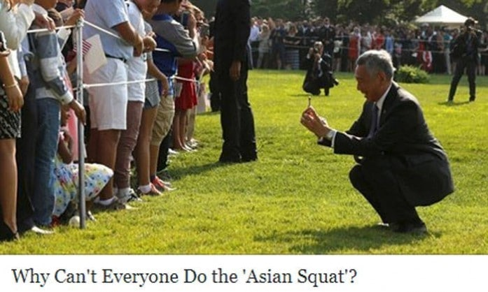 Asian Squat Age