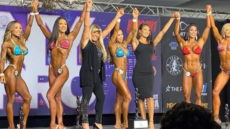Bikini Pro Winners