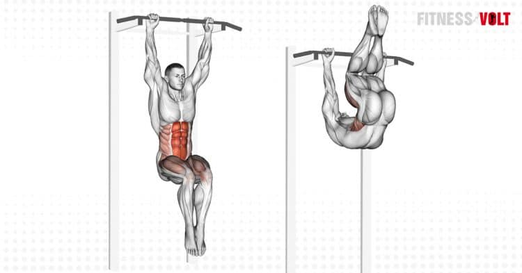 Hanging Pike Exercise